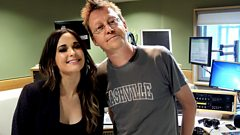 Kacey Musgraves chats to Simon Mayo