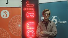 Public Service Broadcasting join Mark Radcliffe in the studio