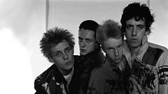 The Clash on their breakthrough