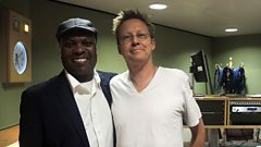 Booker T chats to Simon Mayo