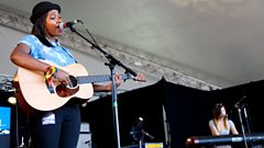 Denai Moore - Everything at Reading Festival 2013