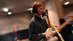 King Krule In Three Records.