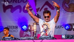 Bally Sagoo live at London Mela