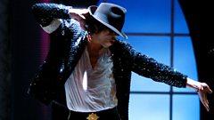Michael Jackson goes solo