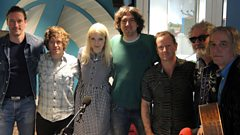 Tired Pony speak to Lauren Laverne