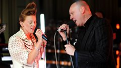 6 Music Live: Heaven 17 and La Roux Highlights