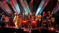 Band of Horses perform Evening Kitchen