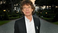 Mick Jagger - Interview