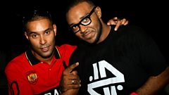 MistaJam hosts the 'Ultimate MC Battle'