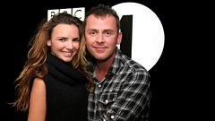 LIVE CAM: Nadine Coyle, the full interview with Scott