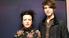 James Blake chats to Annie Mac