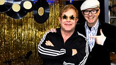 LISTEN: Elton John with Chris Evans - listen to the best bits!