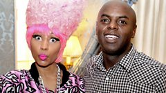 Nicki Minaj - on throwing darts and making money