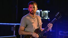 Kings of Leon chat with Steve