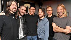 Foo Fighters with Zane Lowe