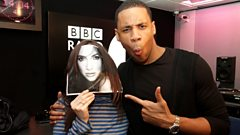 J-Lo's Lunchtime Liaison with Reggie Yates
