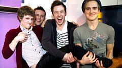 McFly have a music masterclass with Matt Edmondson