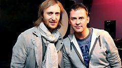 Scott Mills talks to David Guetta