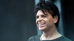 Gary Numan speaks to Marc Riley