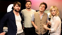 Friendly Fires with Fearne Cotton