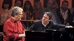 Randy Newman chats to Jools Holland