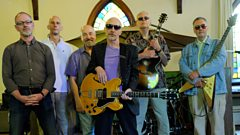 Graham Parker speaks to Mark Radcliffe