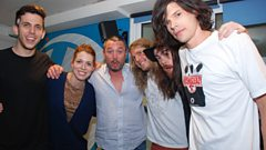 Grouplove - Interview with Huey Morgan