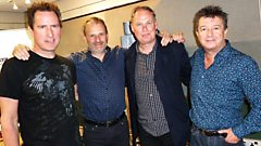 OMD join Mark Radcliffe and Stuart Maconie