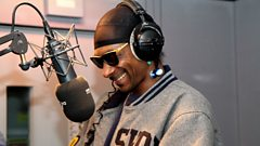 Snoop Dogg on Westwood - Freestyle