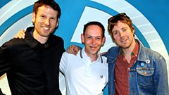 Kaiser Chiefs - Interview with Steve Lamacq