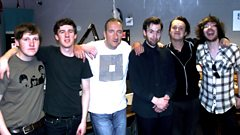 Dutch Uncles - Interview with Marc Riley