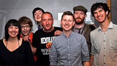 Woodpigeon - Interview with Marc Riley