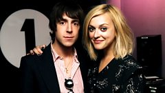 Fearne Cotton - Miles Kane in the studio