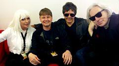 Vic Galloway - in conversation with Blondie