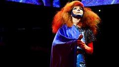 Björk - Interview with Elizabeth Alker