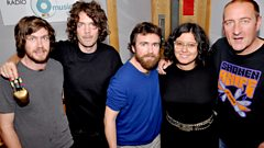 Liam Finn - Interview with Marc Riley