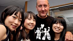 Shonen Knife - Interview with Marc Riley