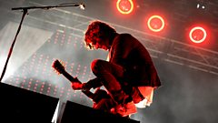 The Strokes at Reading Festival 2011 - Highlights