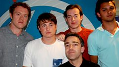 Bombay Bicycle Club - Interview with Andrew Collins