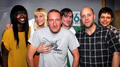 Jim Noir - Interview with Marc Riley