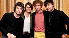 The Kooks Live Lounge