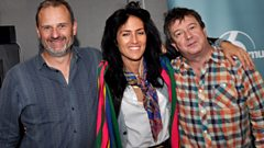 Joan as Police Woman - Interview with Radcliffe & Maconie