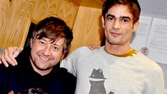 King Creosote & Jon Hopkins - Interview with Marc Riley