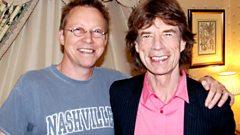 When Simon Met Sir Mick Jagger