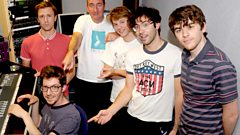 Pete and The Pirates - Interview with Marc Riley