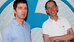 Noel Gallagher - Interview with Steve Lamacq