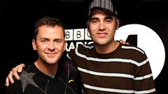 Charlie Simpson talks to Scott Mills