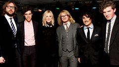 Radio 1's Student Tour - Aberdeen - Ben Howard (INTERVIEW ONLY)