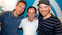 Coldplay - Interview with Steve Lamacq