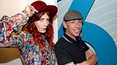 Florence Welch - Interview with Steve Lamacq